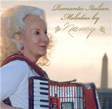 Romantic Italian Melodies by Nancy